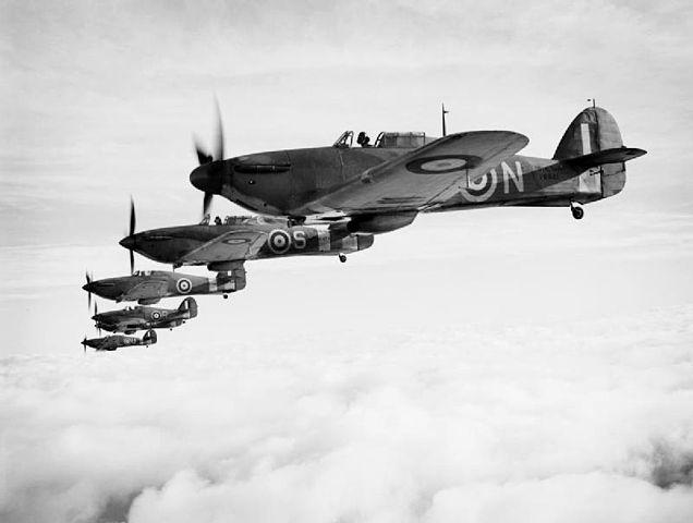 Hawker Sea Hurricane