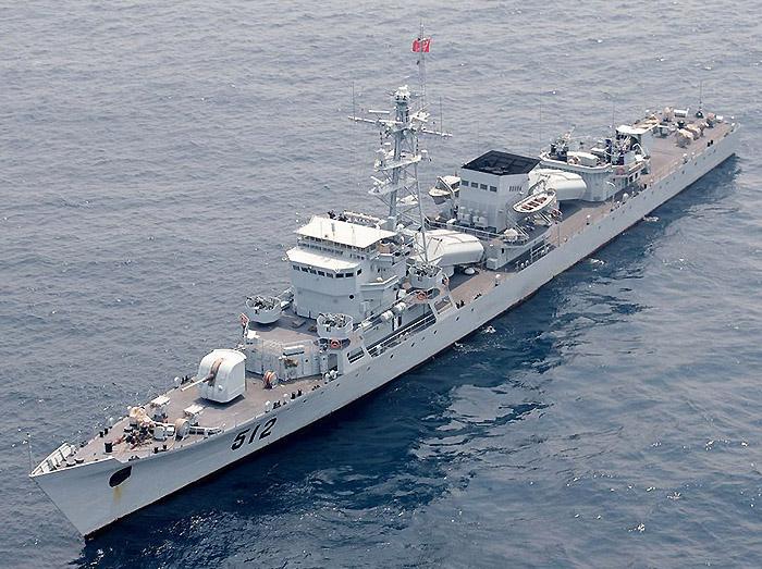 Type 053H2G JiangweiI