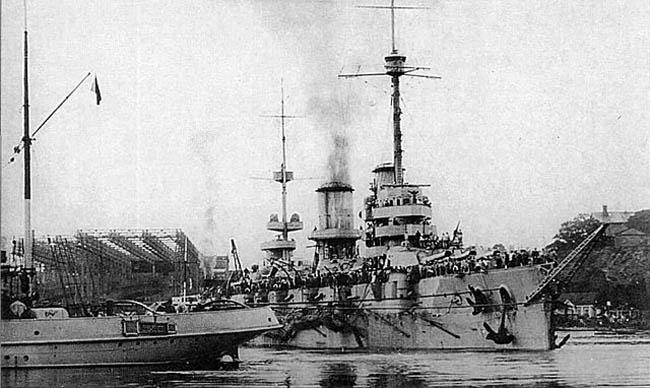 Imperatrista Mariya 1914