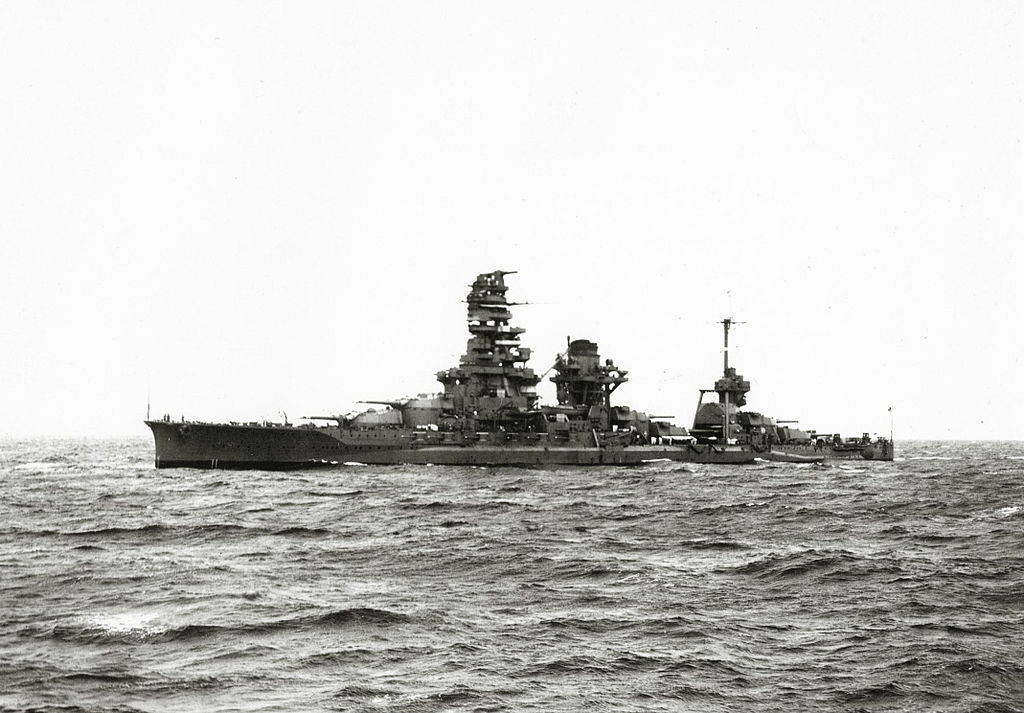 Ise in 1941