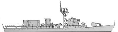 Type 065H2 Frigate -Jianghu IV