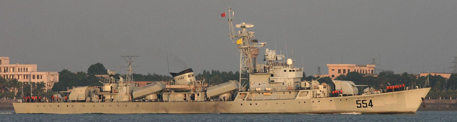 Type 053H Jianghu class Frigates (1974)