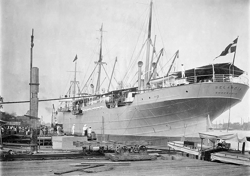 MS Selandia 1911