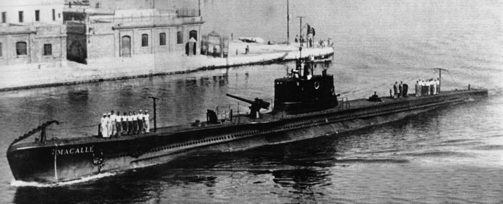 WW2 Italian Submarines, from ww1 to interwar and wartime models