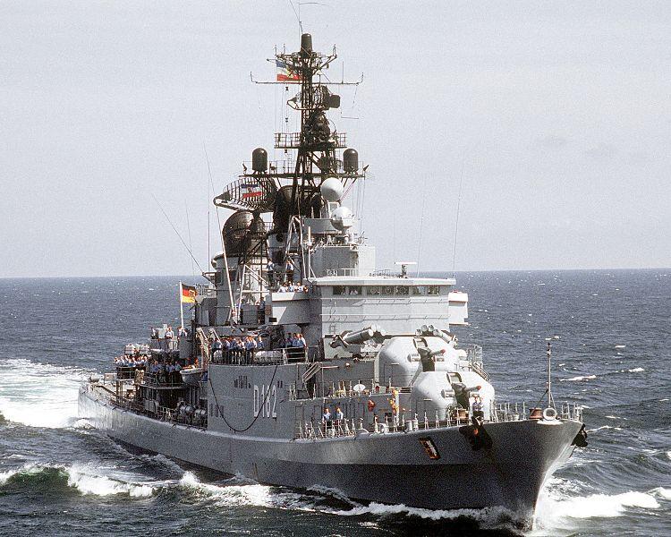 Schleswig-Holstein class destroyers