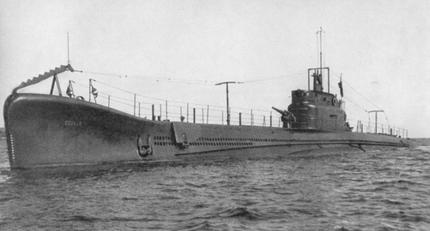 squalo class sub