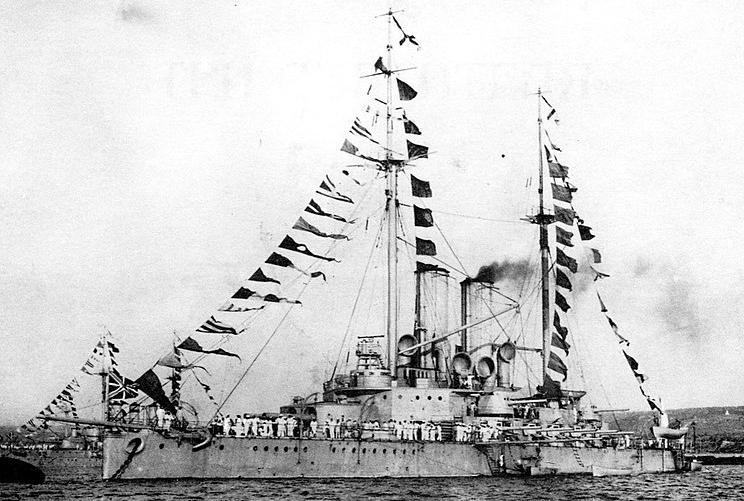 Tri Sviatitelia 1914