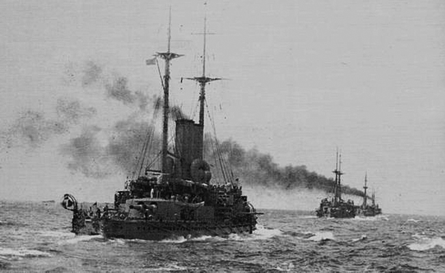 Tri Sviatitelia 1915