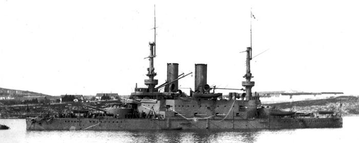 Tri Sviatitelia 1917