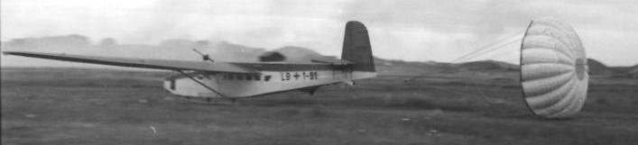 DFS 230 glider