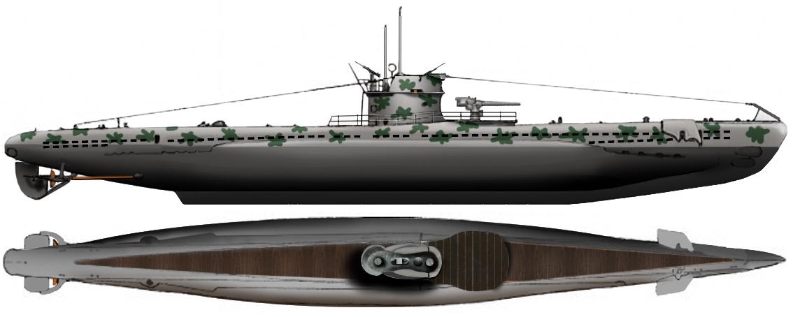 Flutto class submarines