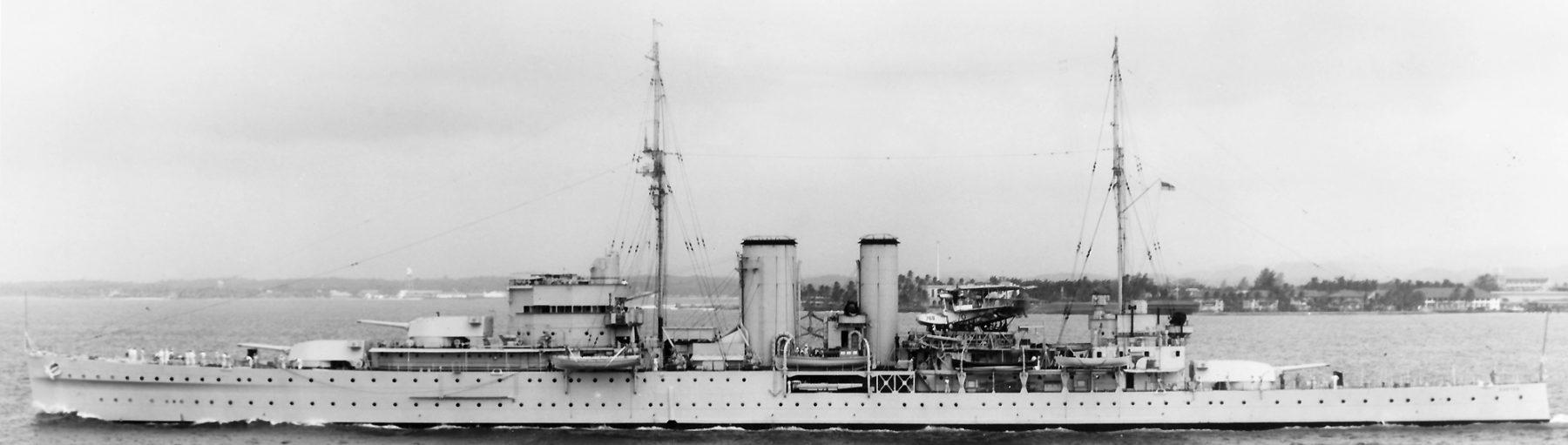 York class cruisers