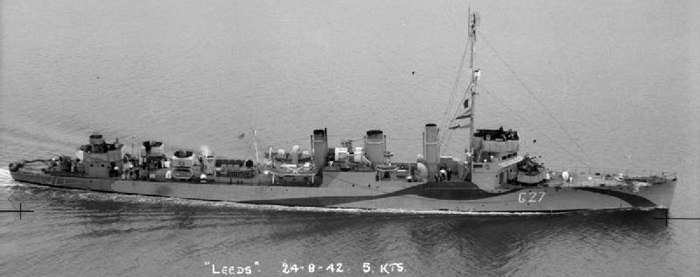 HMS Leeds