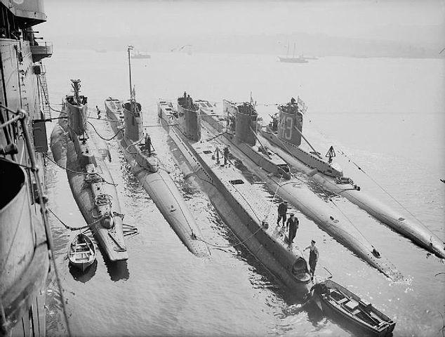 HMS Upright