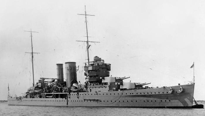 Surrey class design