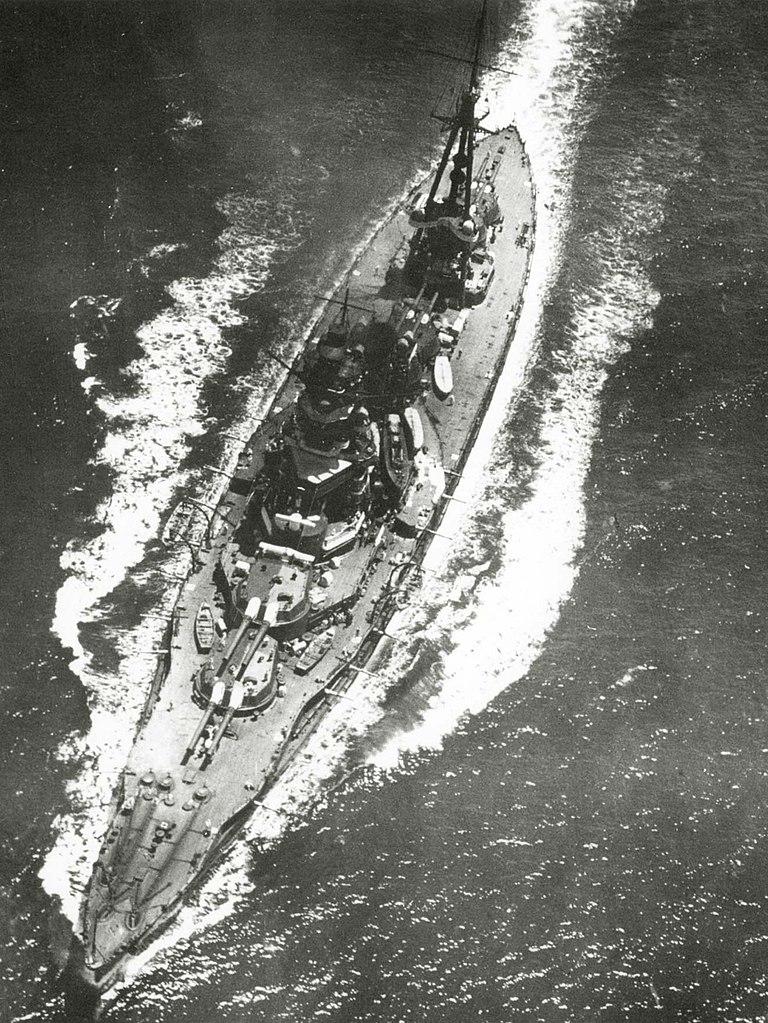 IJN Hyuga 1927