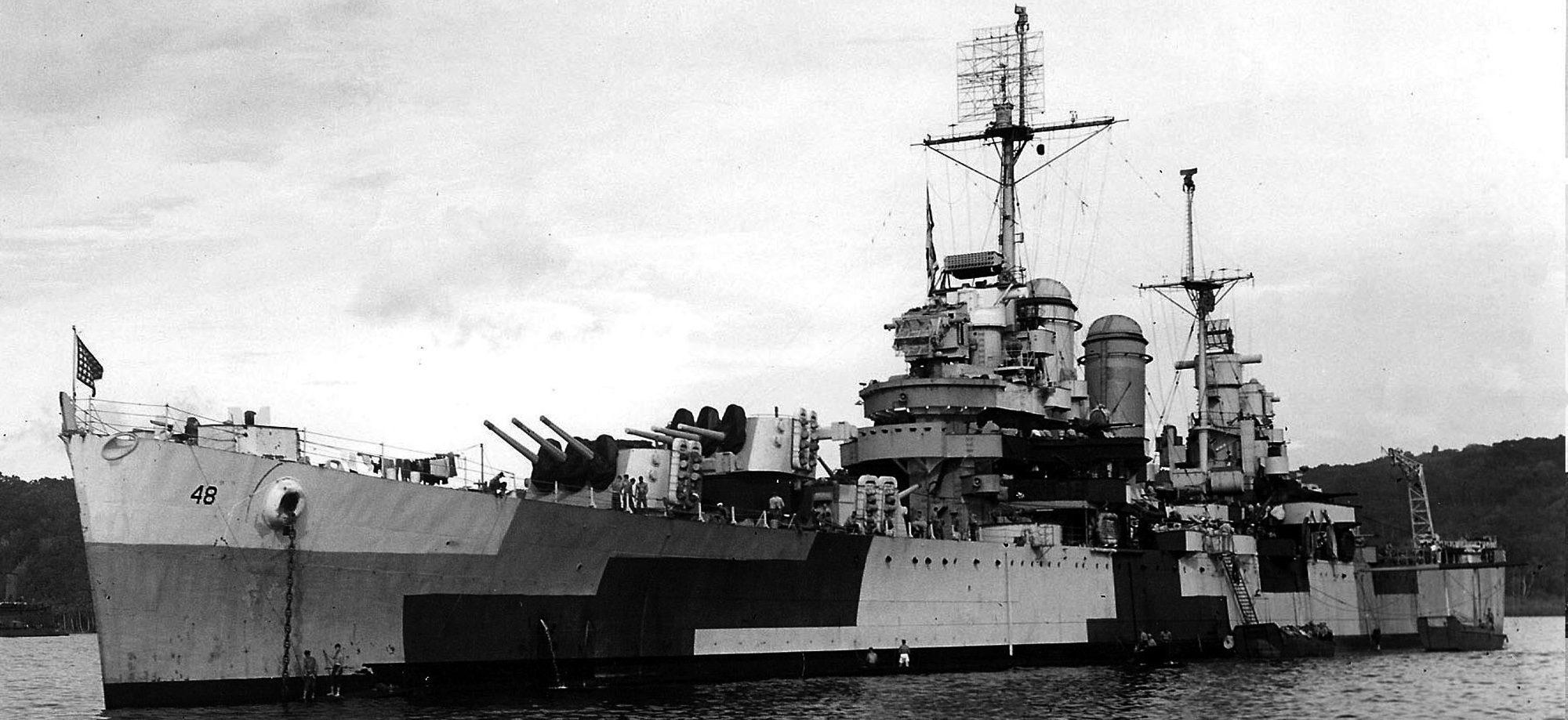 poster - USSHonolulu- Brooklyn class