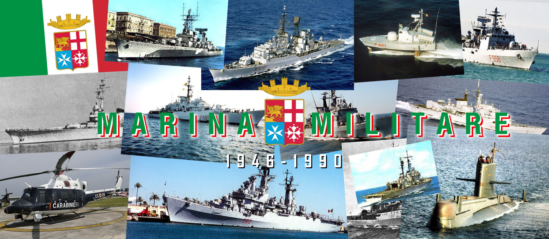 [New Page] The Marina Militare