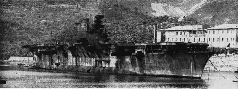 Aircraft carrier Aquila