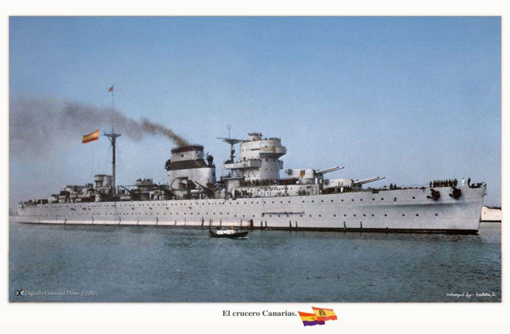 Canarias 1937