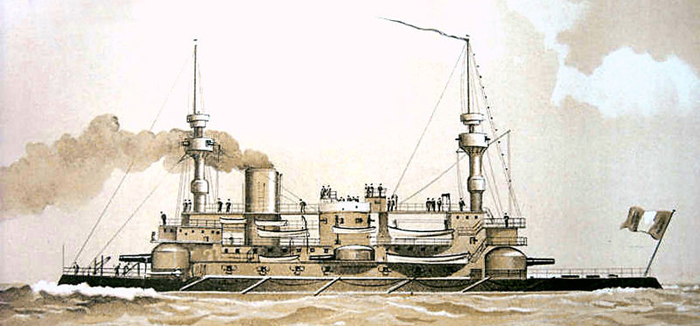 battleship hoche