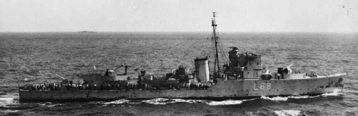 HMS Eridge