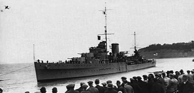 HMS Neptune 1937