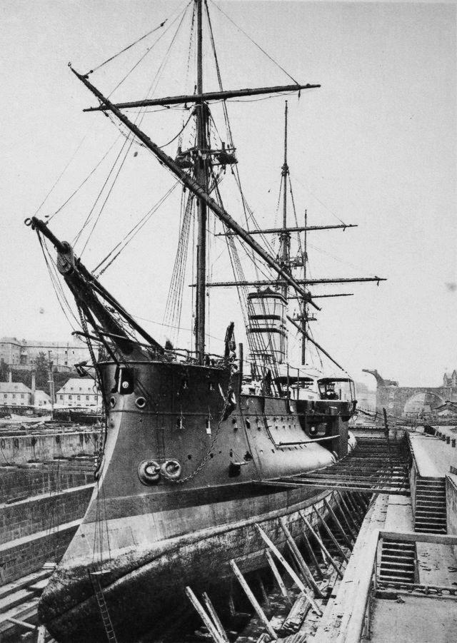 Le Redoutable Brest