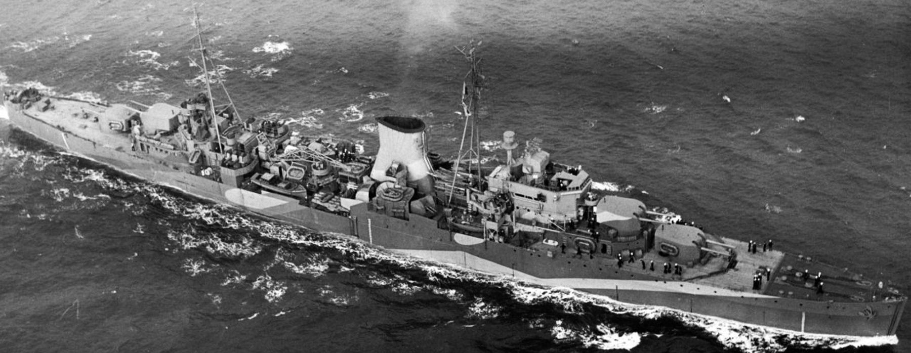 Leander class cruisers (1931)
