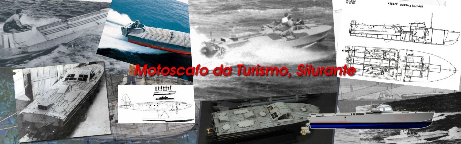 Motoscafi Di Turismo series (1940)