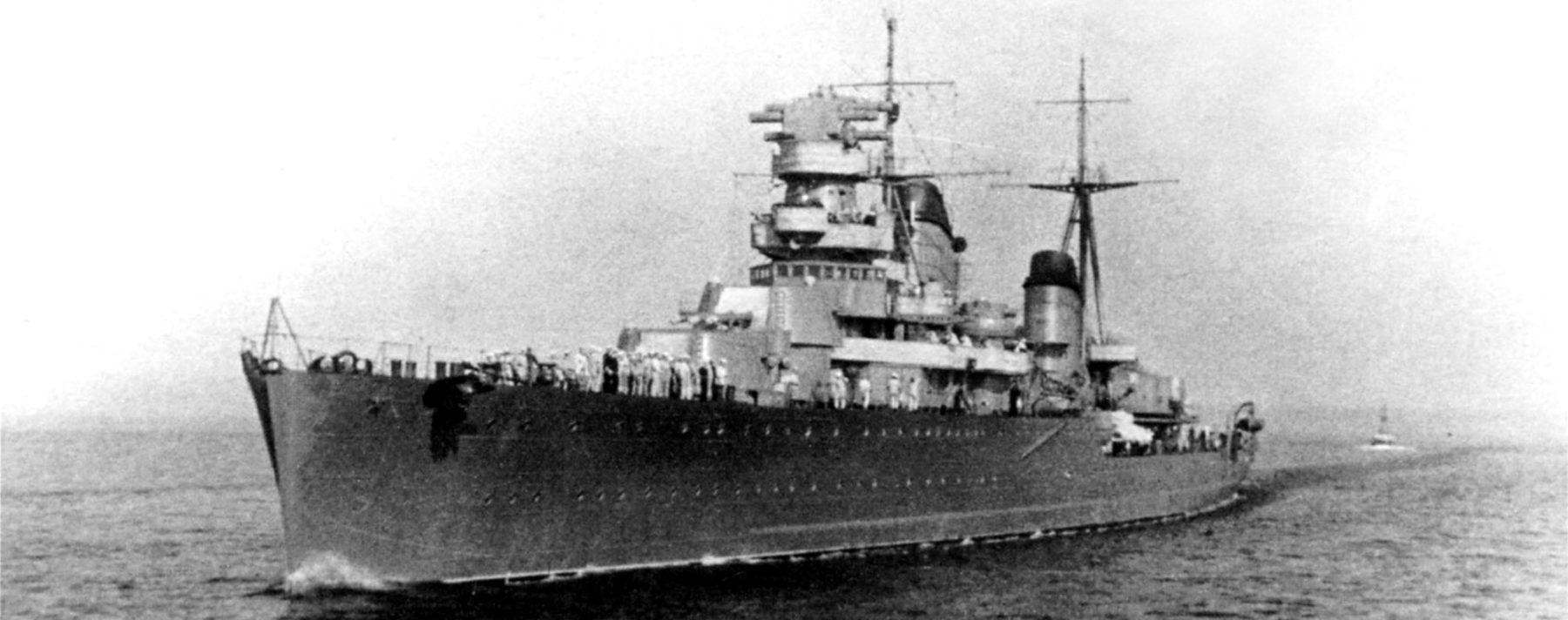 Kirov class cruisers
