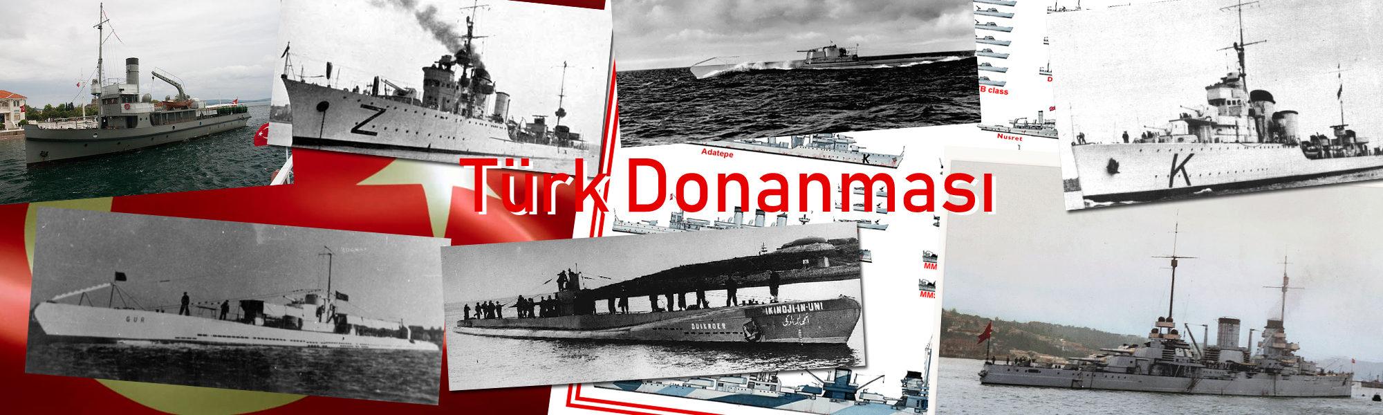 Türk Donanmasi: The Turkish Navy in the interwar and ww2