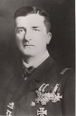 Admiral Horty of the Austro-Hungarian Navy