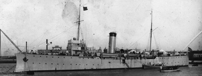 Del Castillo Gunboat