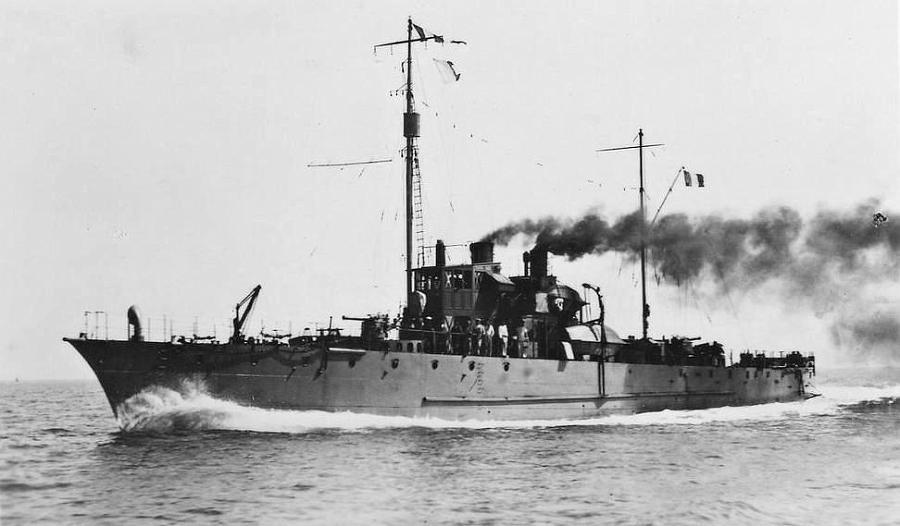 Gunboat Alerte