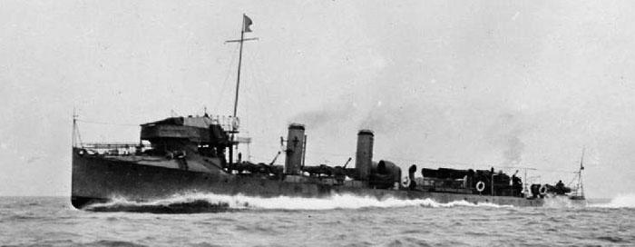 HMS Cricket