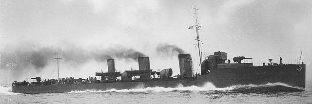 HMS Scourge - Beagle class