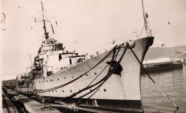 Mendez Nunez 1947