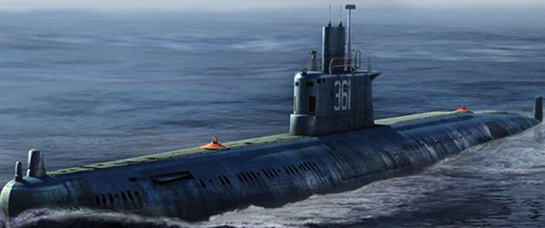 Type 035 (Ming class) submarines (1973)
