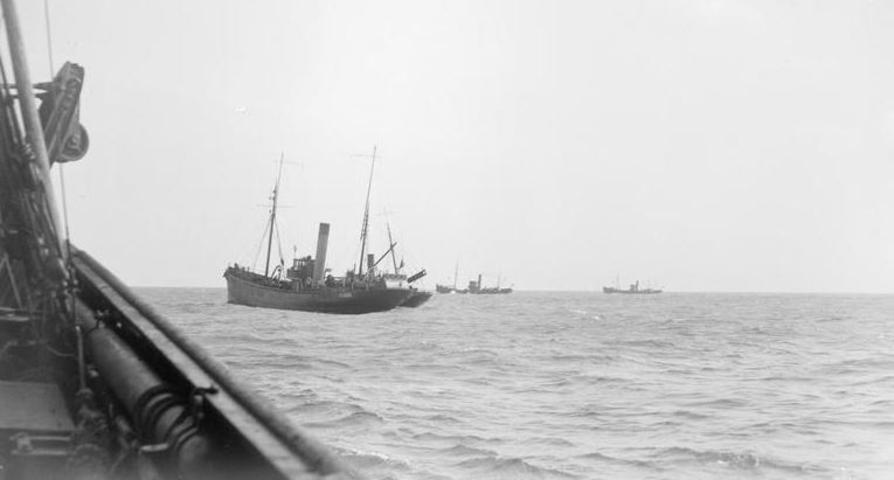Patrol Tugs of the Atlantic