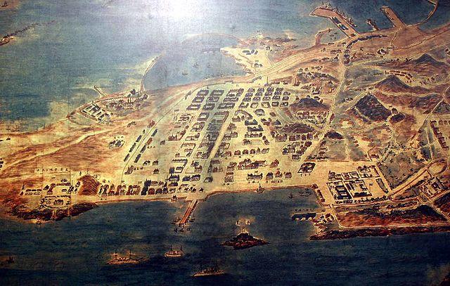 Qindao Map