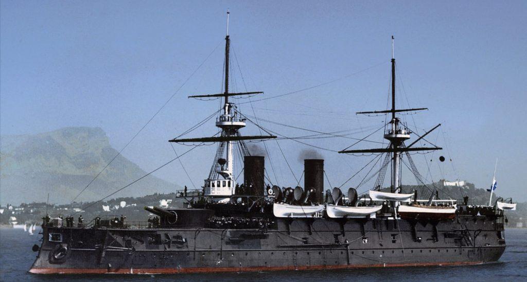 Battleship Nikolai I