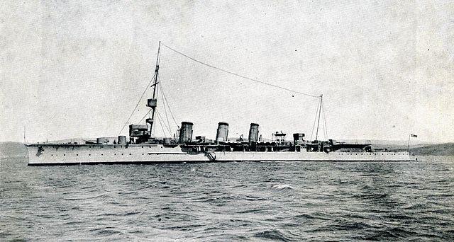 Blas de Lezo in 1929