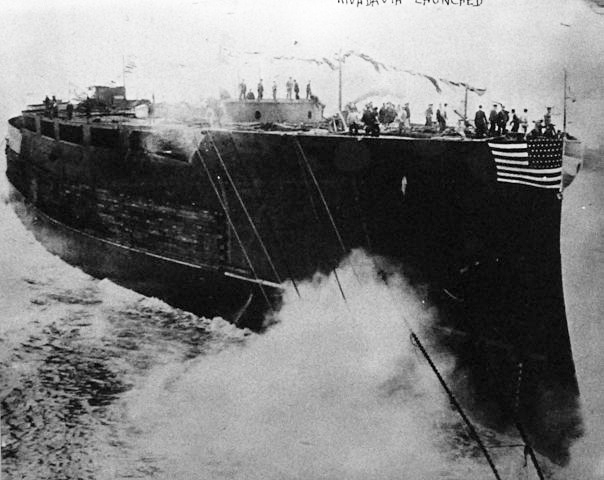 launch of the Rivadavia