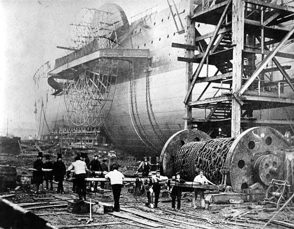 launch of Great Eastern