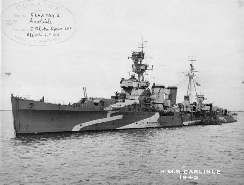 HMS Carlisle