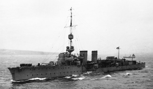 HMS Castor