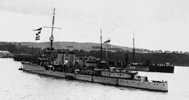 HMS Champion