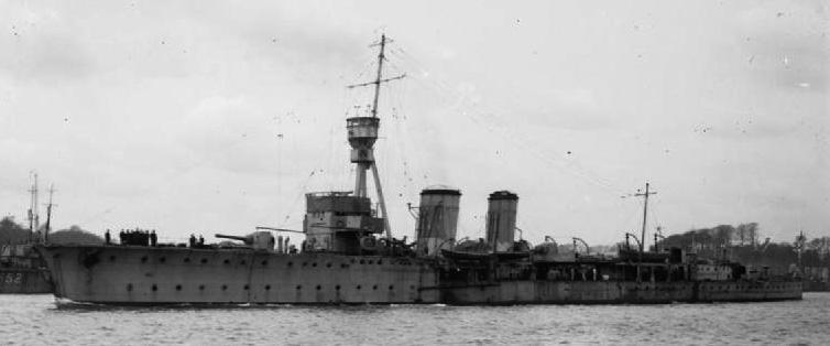 HMS Constance