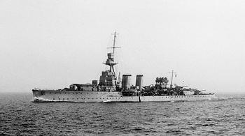 HMS Curlew interwar